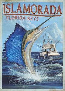 Islamorada - Florida Keys - Canvas