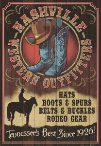 Nashville Western Outfitters
