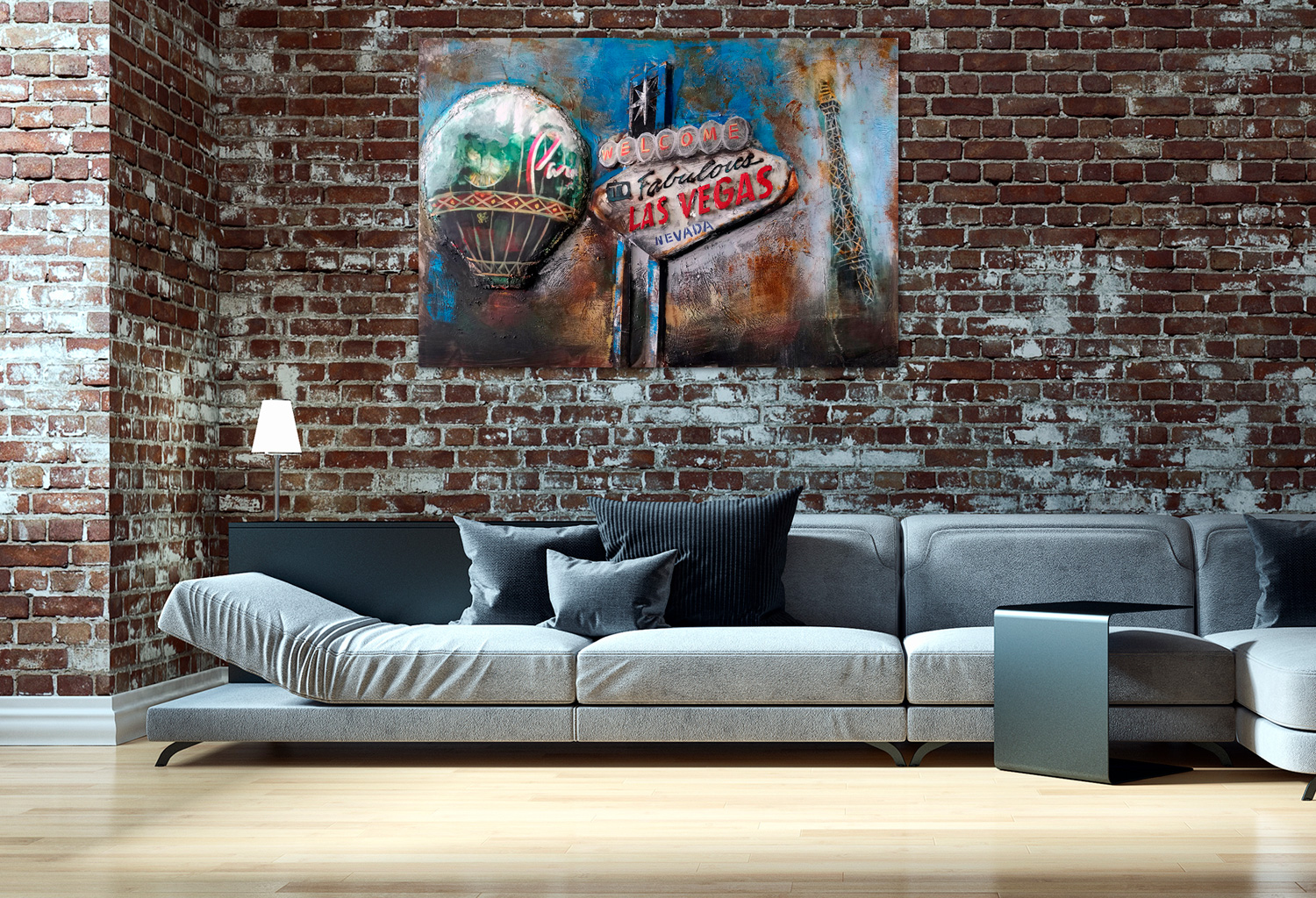 Metal Painting - wall art